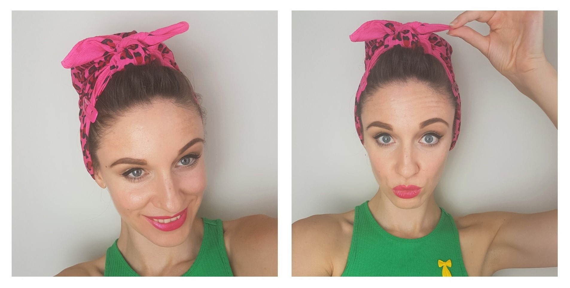 Vintage Hairstyle Tutorial Launching Unpopcultures On Youtube